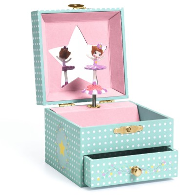 Caja de Música Bailarina Delicada